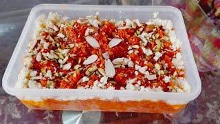 Super duper delicious (Gajar ka Halwa❤️ RECIPE by Roshni Cooking