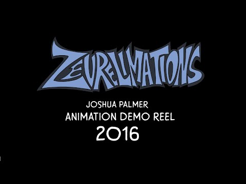 Animation Demo reel 2016 - Joshua Palmer