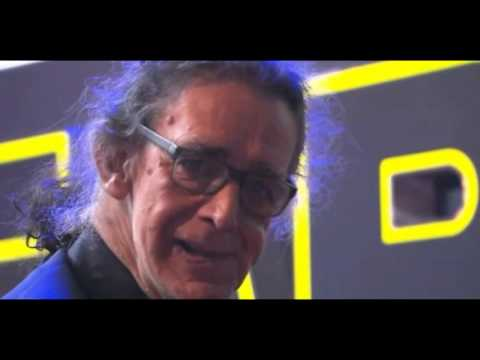 Peter Mayhew Arrival and Interview - Star Wars The Force Awakens European Premiere Red Carpet