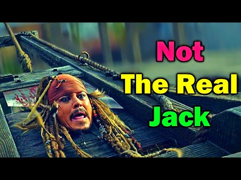 Dead Men Tell No Tales — The Impostor Jack Sparrow