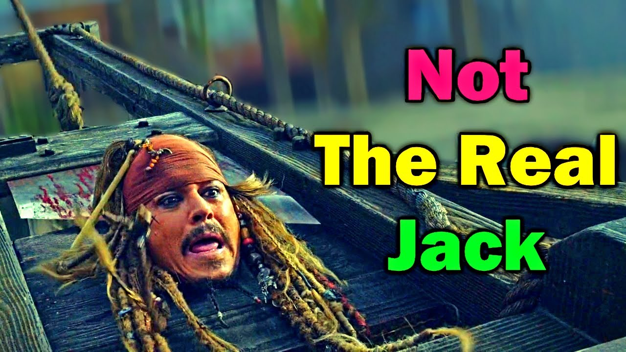 Download Dead Men Tell No Tales — The Impostor Jack Sparrow | Filmento Theory