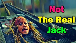 Dead Men Tell No Tales - The Impostor Jack Sparrow