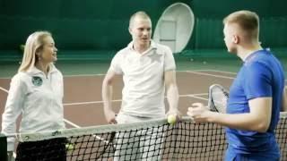 #45. Теннис - Андрей Бухлицкий / Дима Шатохин. Матч Тв