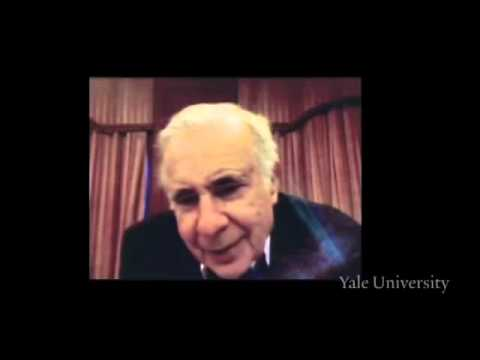 Carl Ichan speaks at Yale University