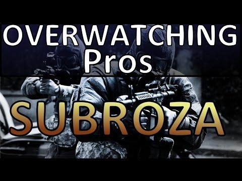 Overwatching Pros - SUBROZA CS:GO