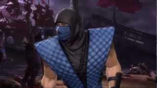 Mortal Kombat 9. Классические костюмы & уровневые фаталити