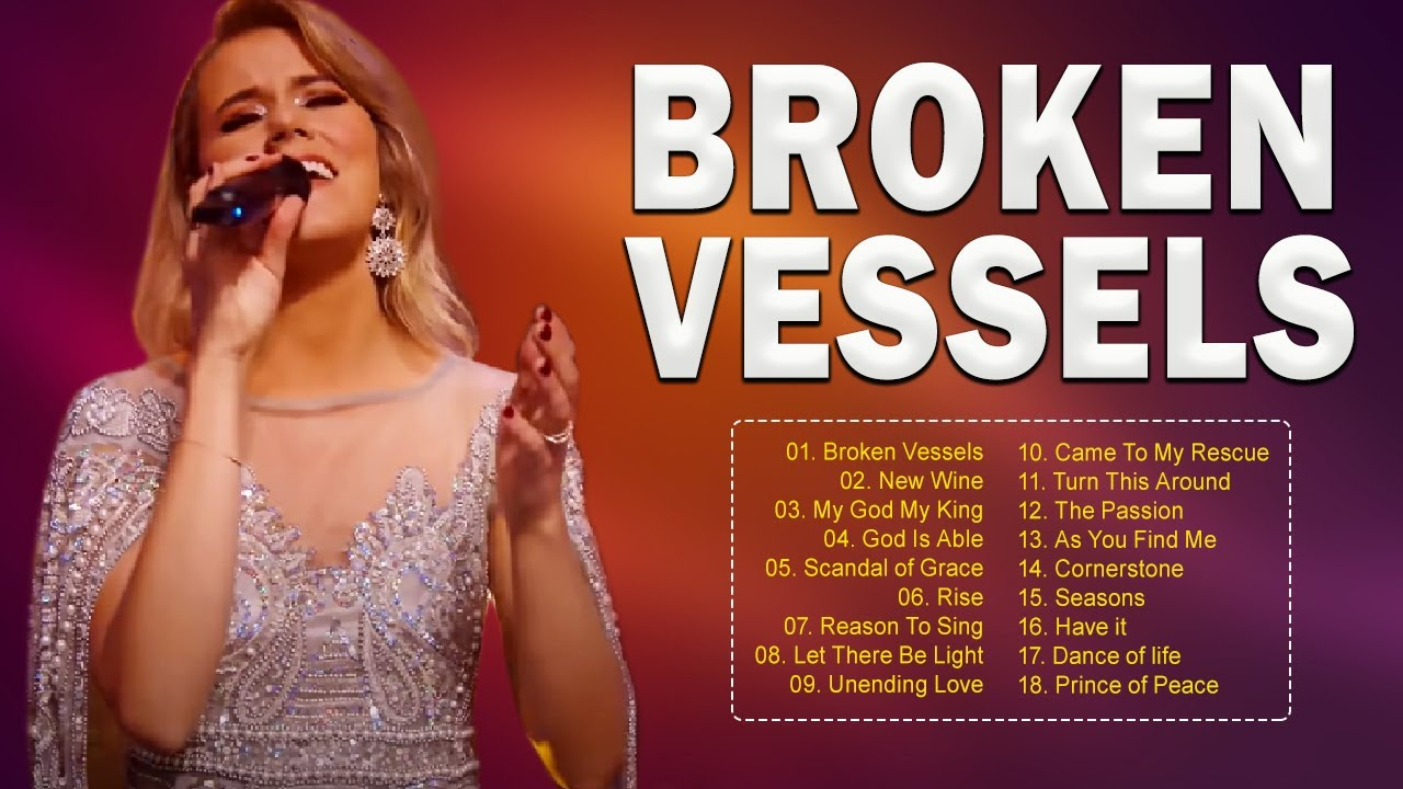 Download Broken Vessels Hillsong Worship Songs Playlist 2021 🙏 Acoustic Christian Songs By Hillsong Worship