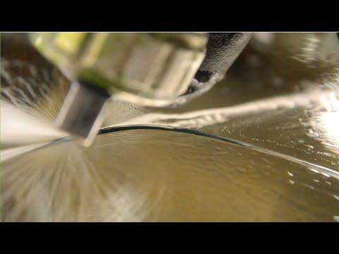 Видео Трещина на стекле автомобиля ремонт