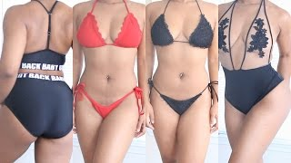 HUGE ZAFUL SWIMSUIT TRY-ON HAUL 2017! | #HaulQueen