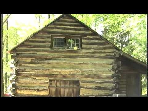 Log Cabin Noble County Ohio Youtube