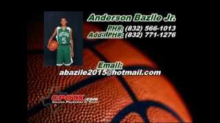Anderson Bazile Jr. - Freshman Season Highlights & 2011 / 2012 AAU Highlights