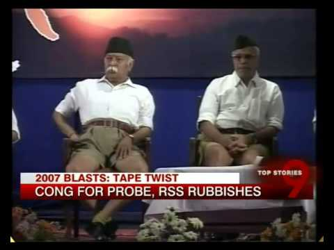 Talking point on India at 9: Saffron terror - Is RSS being defamed or is there enough proof?