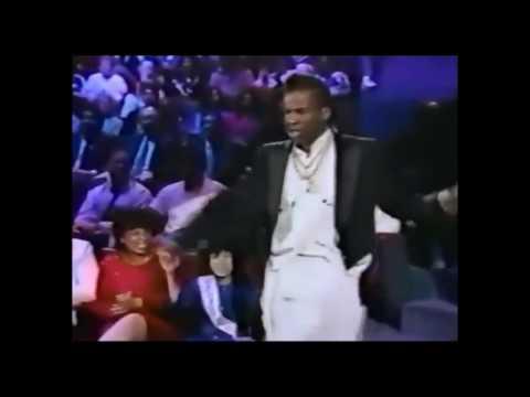 Bobby Brown -  Roni ( Live )
