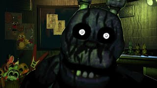 Five Nights at Freddy s 3 Phantom Bonnie Jumpscare Fan Made New FNAF 3 Jumpscare