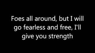 Repeat youtube video Dragon soul full english lyrics