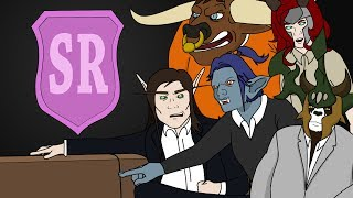 Trial of the Century - World of Warcraft
