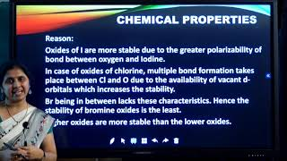 II PUC   CHEMISTRY  P BLOCK  - 16