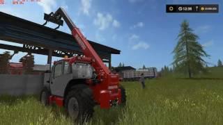 FARMING SIMULATOR 17 N.82 mosterina rivuole la macchina