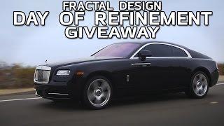 Fractal Design Day of Refinement! (Sponsored Giveaway)