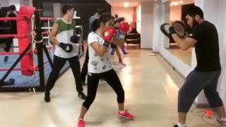 Бокс для девушек в Алматы