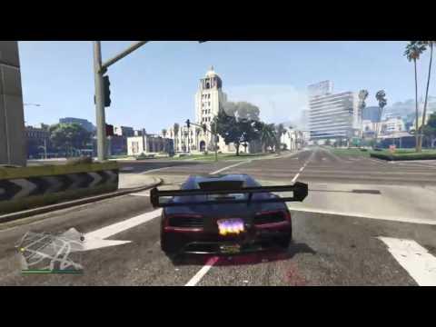 GTA5 atraco al Bank