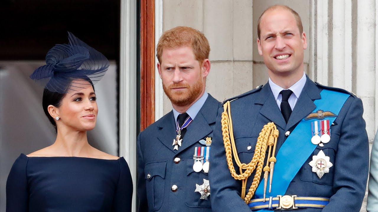 Why Prince William Is Reportedly 'HAPPY' Harry and Meghan Markle Left the UK (Exclusive)