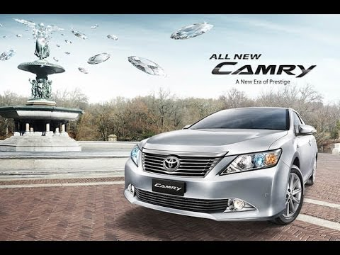 all new camry indonesia oli grand avanza berapa liter 2013 review interior exterior performance ...