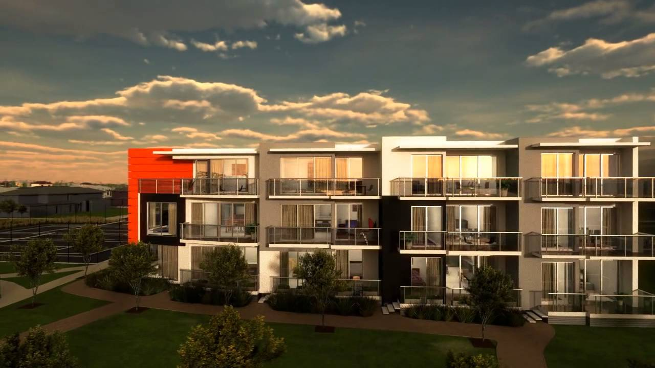 Waterford Apartments - Lightsview - YouTube