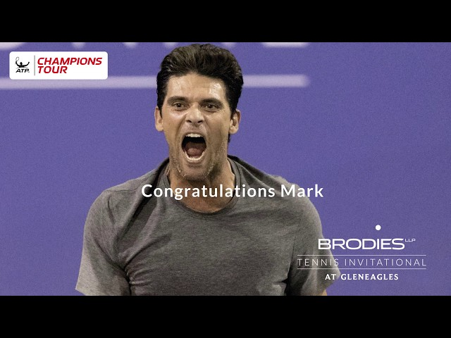 Mark Philippoussis | Brodies Tennis Invitational Champion 2018