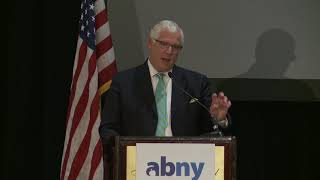 ABNY Breakfast w. NYPD Dep. Commissioner of Intel & Counter Terrorism, John Miller, July 27, 2018