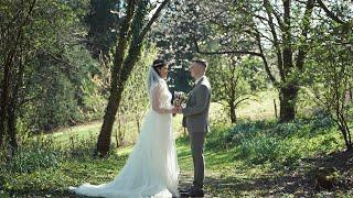 Steph & Rob's Wedding Film - The Green, Cornwall
