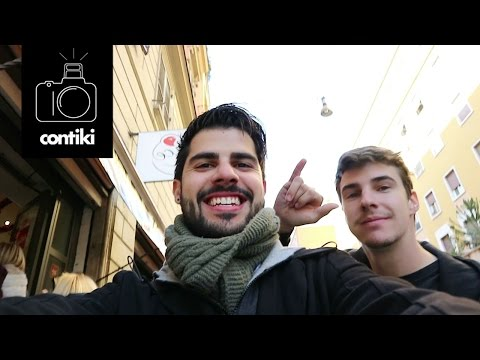 This will change your life! // 48 Hours on Contiki with Mikael - Rome