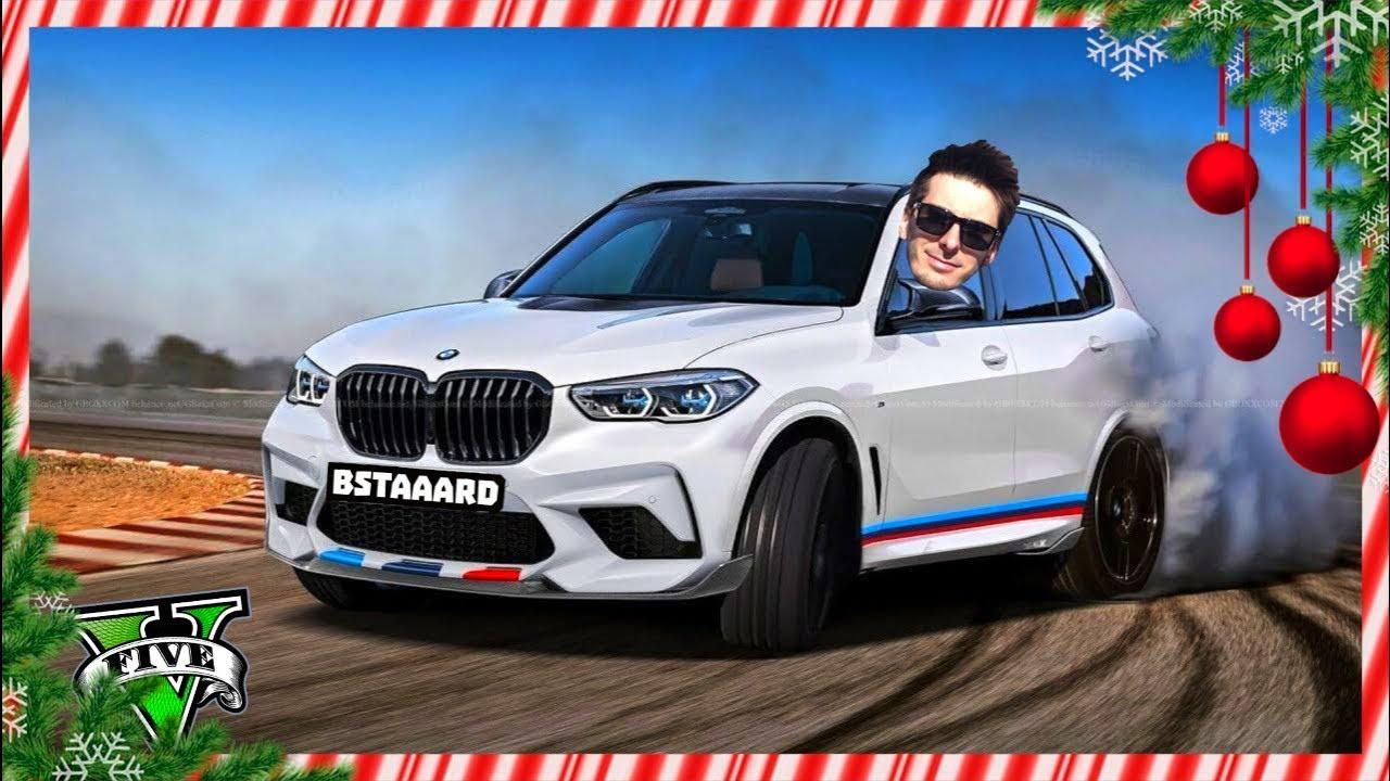 BMW X5 M-SPORT 2020