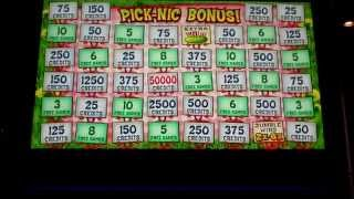 IGT Frantic Antics 2cents Slot Bonus Round