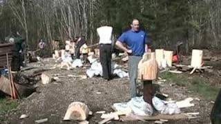 2008 Snoqualmie Wood Chop #3