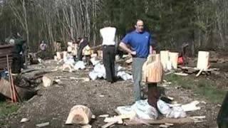 2008 Snoqualmie Wood Chop #3