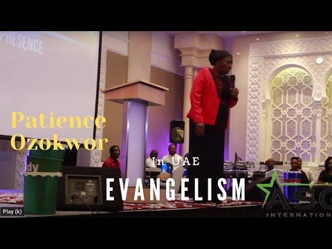 Evangelist Patience Ozokwo Part1  by Albert Gayo