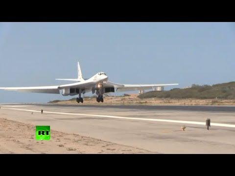 Российские стратегические ракетоносцы