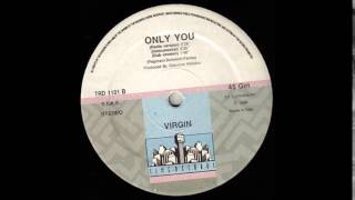 VIRGIN - Only You