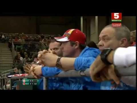 Davis cup. Austria - Belarus.Gerald Melzer vs Ilya Ivashka