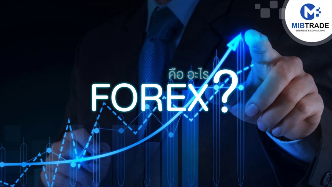Forex คืออะไร!!! มือใหม่หัดเทรด Forex
