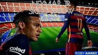 Neymar Jr - We Rise | Skills Show 2016 HD