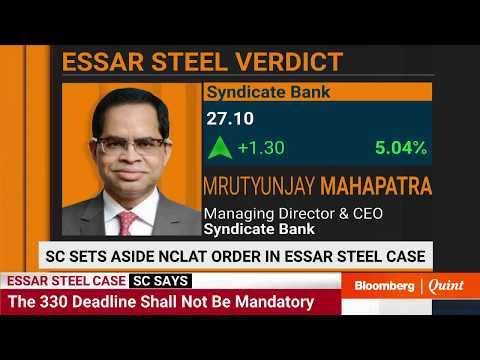 Supreme Court Rules In Favour Of Committee Of Creditors In Essar Steel Case