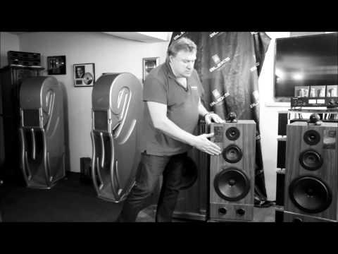 История акустики Aleks S-90 и Радиотехника S-90
