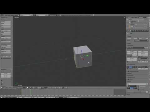 How to animate in blender (the VERY basics)