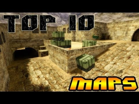 Counter Strike Maps Top 10 Most Popular Maps in Counter Strike 1.6   YouTube