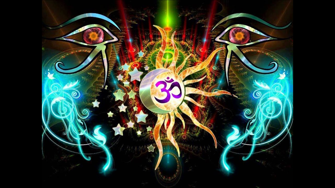 Om Animation Wallpaper Quot Welcome To My Mind Quot Psytrance Full On Youtube