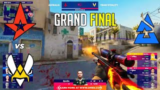 GRAND FINAL! Astralis vs Vitality - BLAST Premier Finals - HIGHLIGHTS l CSGO
