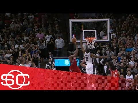 Kawhi Leonard's top 10 plays of his NBA career so far (through 2017-18) | SportsCenter | ESPN