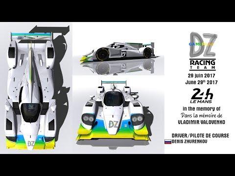 DZ Gameplay Racing Team Presentation (Imola Circuit)
